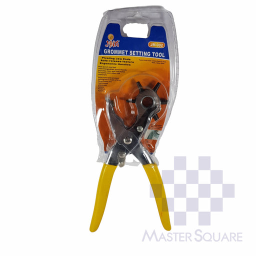 Grommet Hole Punch-Master Square