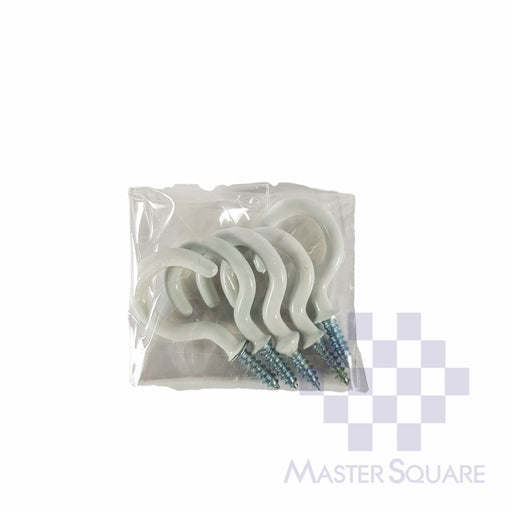 "Cup Hook 1.5"" Set Of 5-Master Square"