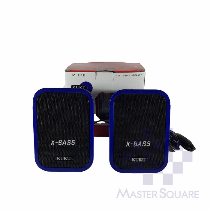 Pc Speaker As018-Master Square