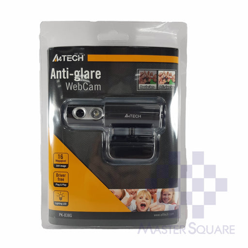 Pc Webcam A4tech Anti-glare-Master Square