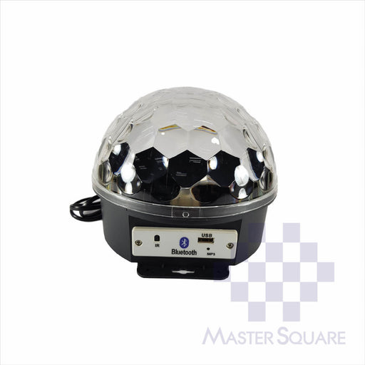 Disco Ball with BT Speaker USB-Master Square