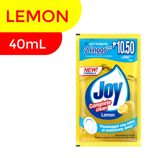 Joy Lemon 40ml-Master Square