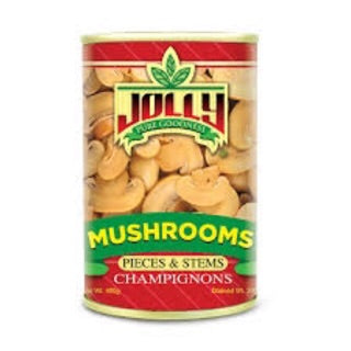 Jolly Mushroom Pieces & Stem-Master Square