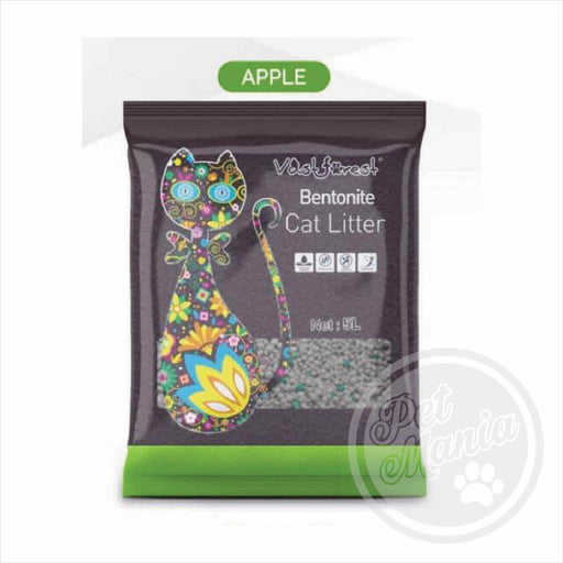Cat Litter 5L Vast Forest Apple-Master Square