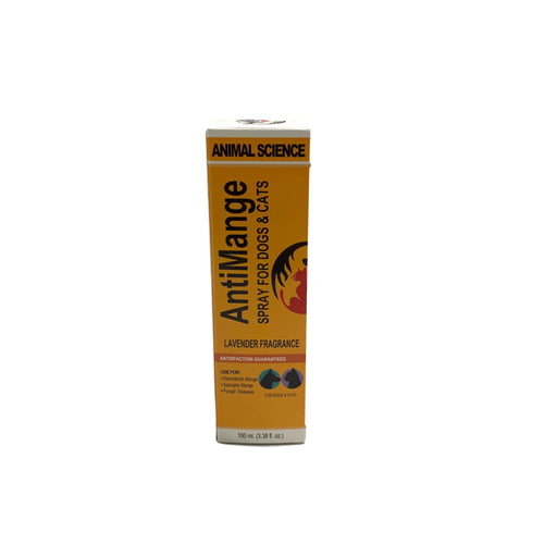 Animal Science Anti Mange Spray 100ml-Master Square
