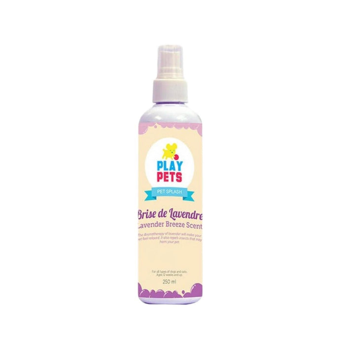 Play Pets Splash Lavander 250ml-Master Square