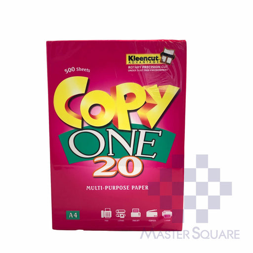 Copy One A4 Bond Paper 70Gsm (Max of 2reams/brand per delivery. Please choose another brand if you wish to add more reams to your order)-Master Square