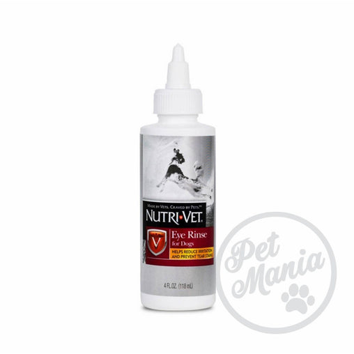 Nutrivet Eye Rinse 118ml-Master Square