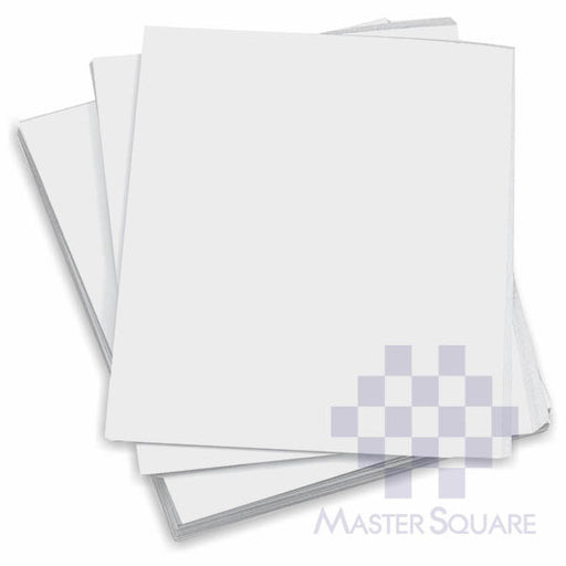 Elite Vellum Board White 8.5 X 13 In 180 Gsm 10 Sheets-Master Square