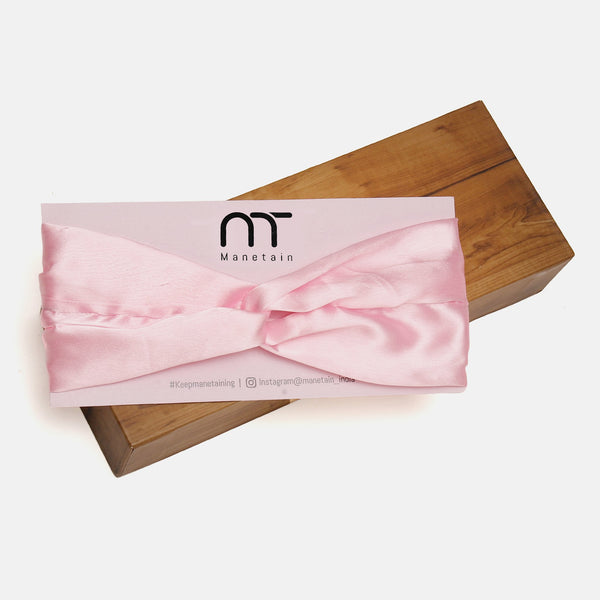 Satin Headband - Plain