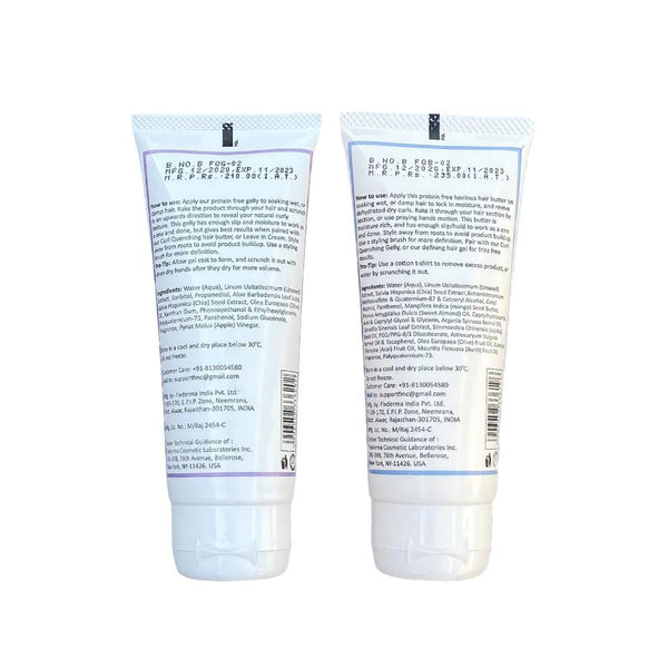 Curl Quenching Duo Travel Kit