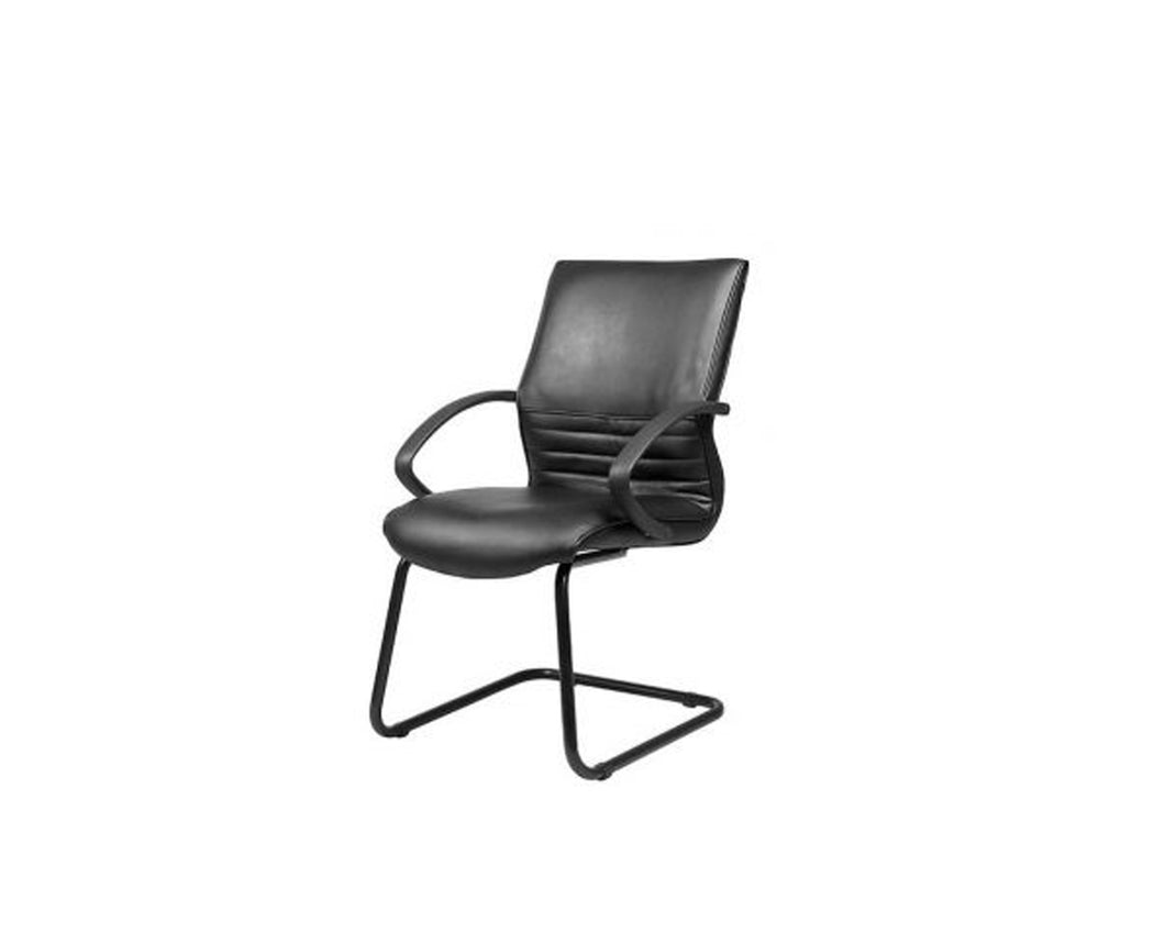 Executive Leather Visitors Chair