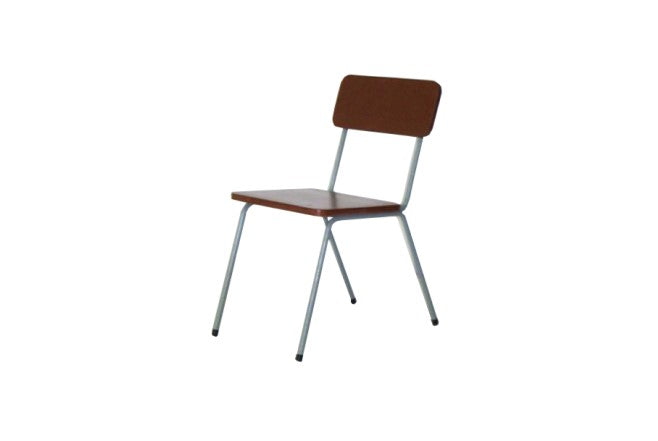 Zambia Secondary Chair, MDF, 485mmH