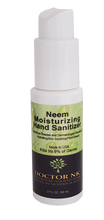 Load image into Gallery viewer, Neem Moisturizing Hand Sanitizer