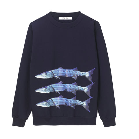 EARY Baraccuda sweater. 'BARRACUDA SERIES'