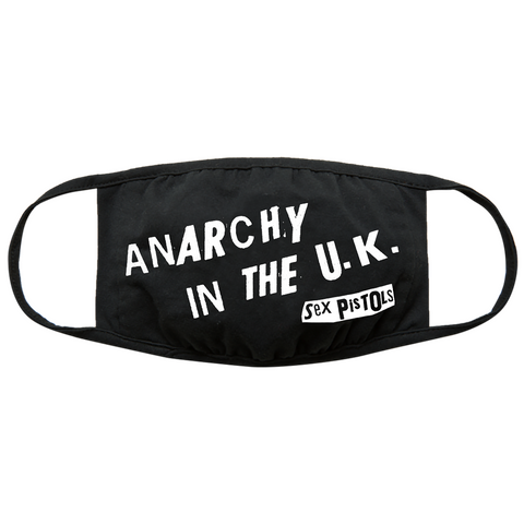 Sex Pistols Anarchy In The UK Face Mask