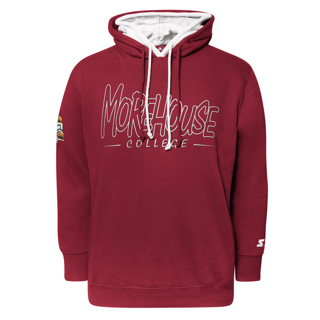 Morehouse College Maroon Tigers - Men's Pullover Hoodie