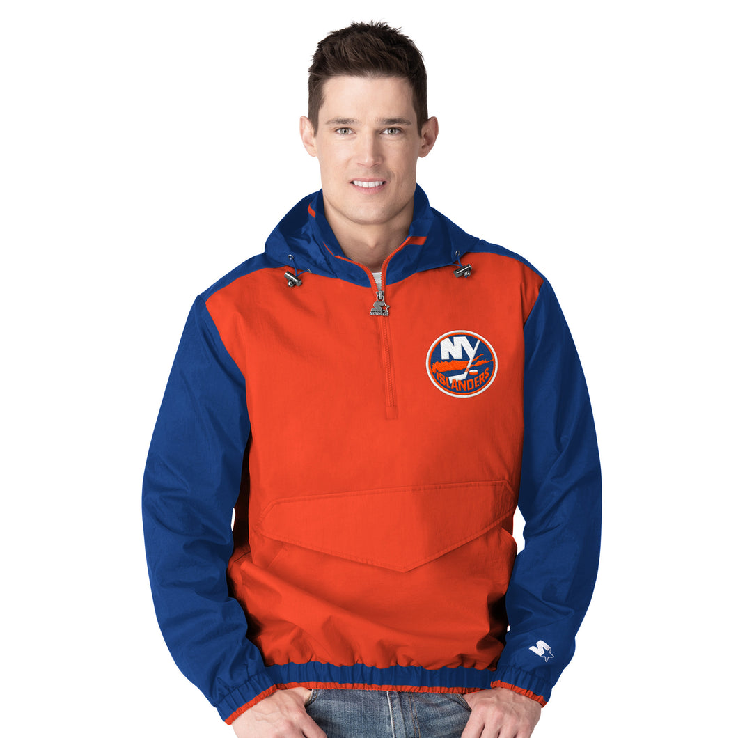 New York Islanders - Men's Hooded Pullover Jacket