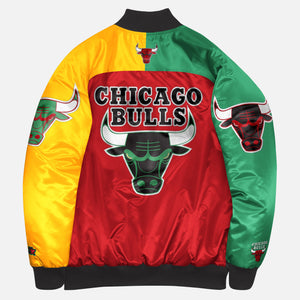 BLACK HISTORY - CHICAGO BULLS