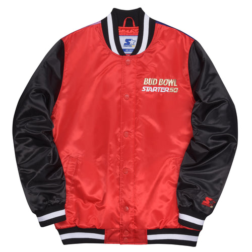 Bottle Blimp Satin Jacket