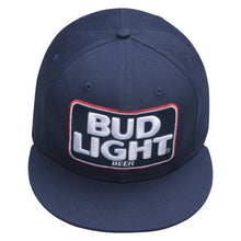 Load image into Gallery viewer, Bud Light Snapback Hat