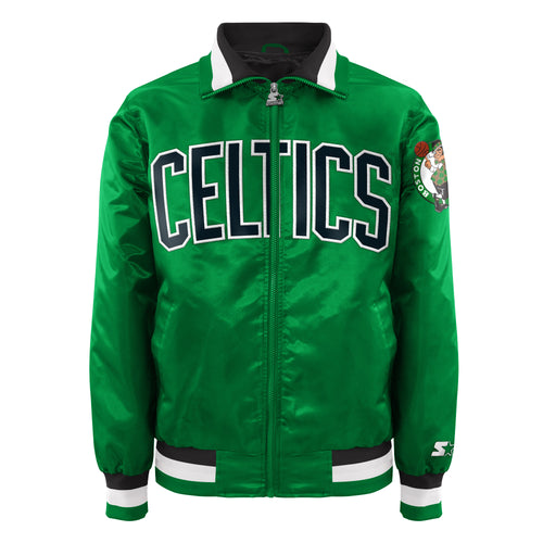 Boston Celtics - Men's Starter Satin Jacket