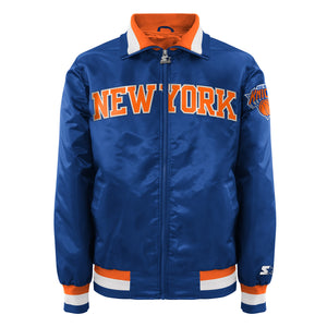 New York Knicks - Men's Starter Satin Jacket