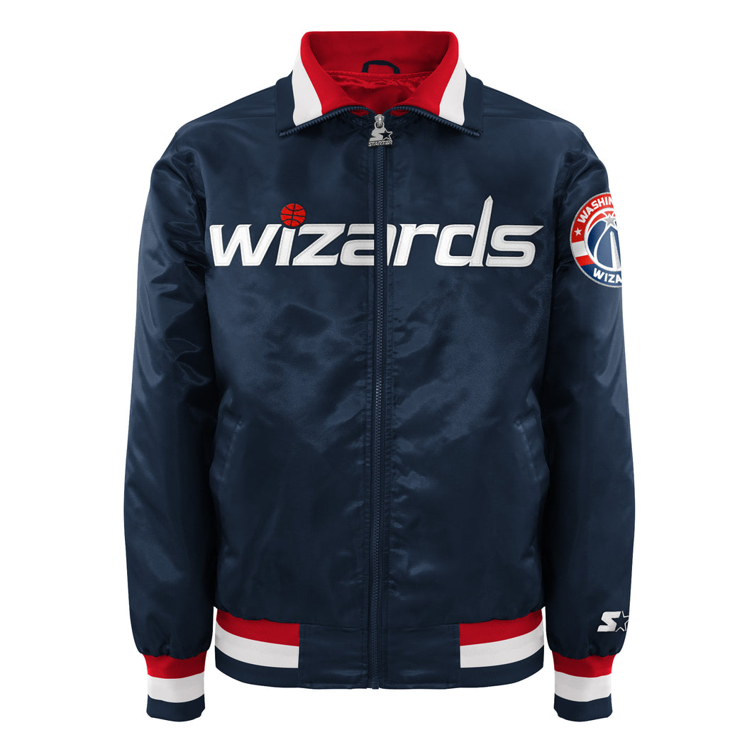 Washington Wizards - Men's Starter Satin Jacket