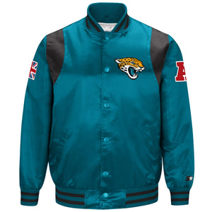 Limited Edition Jacksonville Jaguars Satin Jacket