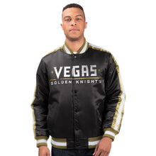 Load image into Gallery viewer, Las Vegas Golden Knights - Men's Starter Satin Jacket