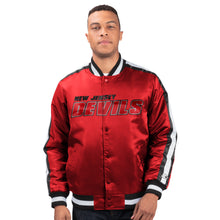 Load image into Gallery viewer, New Jersey Devils - Men's Starter Satin Jacket