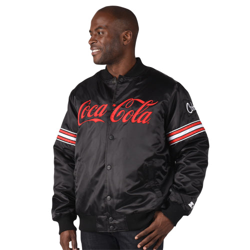 MEN'S COCA-COLA® SATIN JACKET