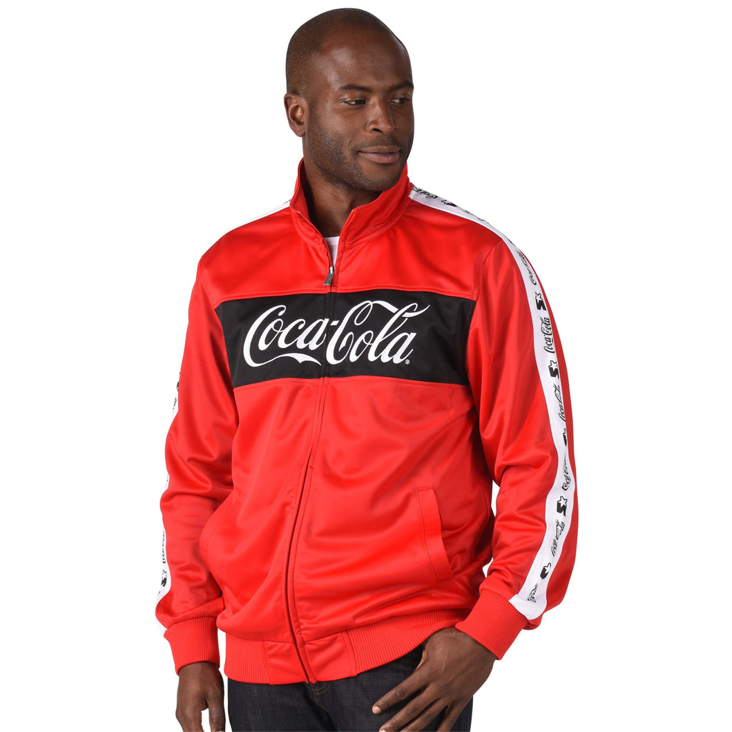 MEN'S COCA-COLA® TRACK JACKET
