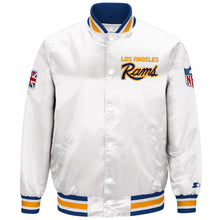 Load image into Gallery viewer, Limited Edition Los Angeles Rams Satin Jacket