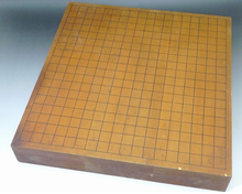 Load image into Gallery viewer, 6cm Table Board Set - Honkei or Katsura - Chestnut - Glass - Free International Shipping - #8332483122