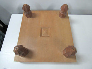 9.5cm Floor Board Set - Shin-kaya - Chestnut - Glass - Free International Shipping - #7002580449