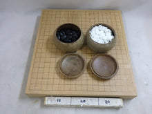 Load image into Gallery viewer, 5cm Table Board Set - Shin-kaya - Chestnut - Glass - Free International Shipping - #83249