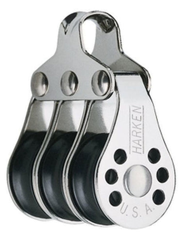 Harken 22mm Micro  triple block
