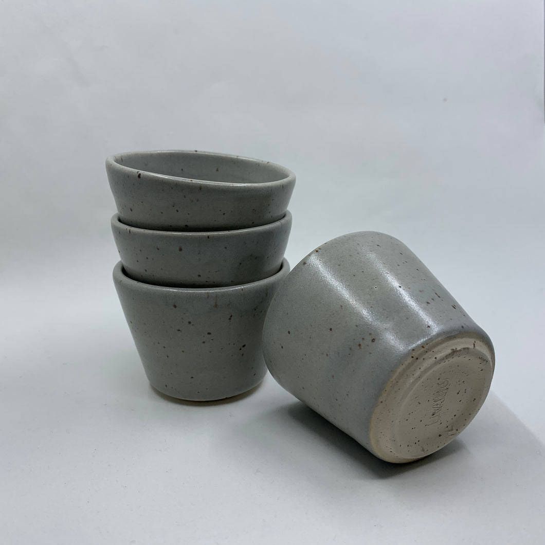 The Daily Shot Cup - Grey