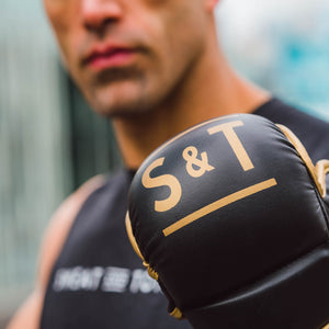 S&T Shadow Box Training Gloves
