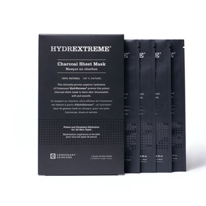 Consonant Skincare Hydrextreme Charcoal Sheet Masks