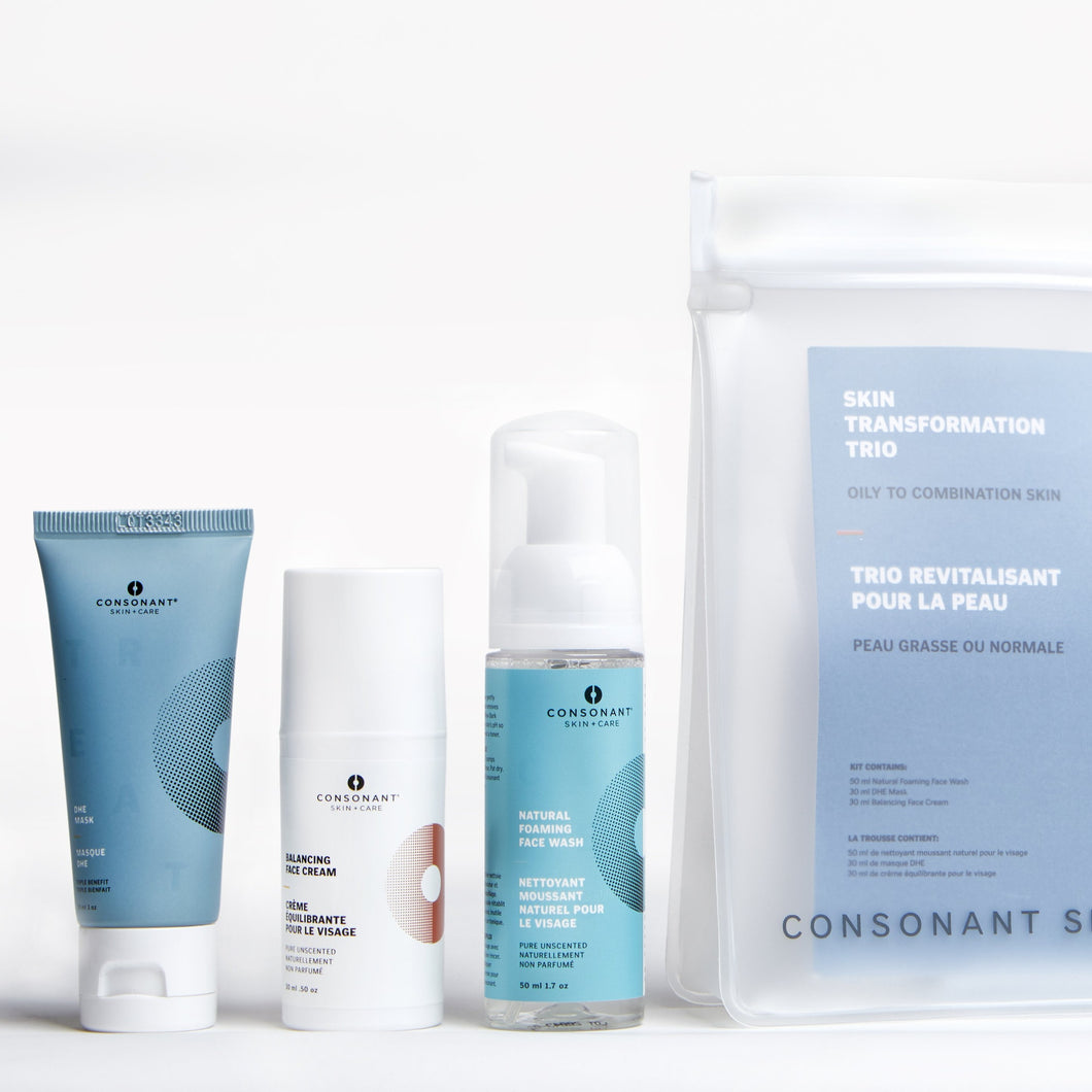 Consonant Skin-Care Travel Kit