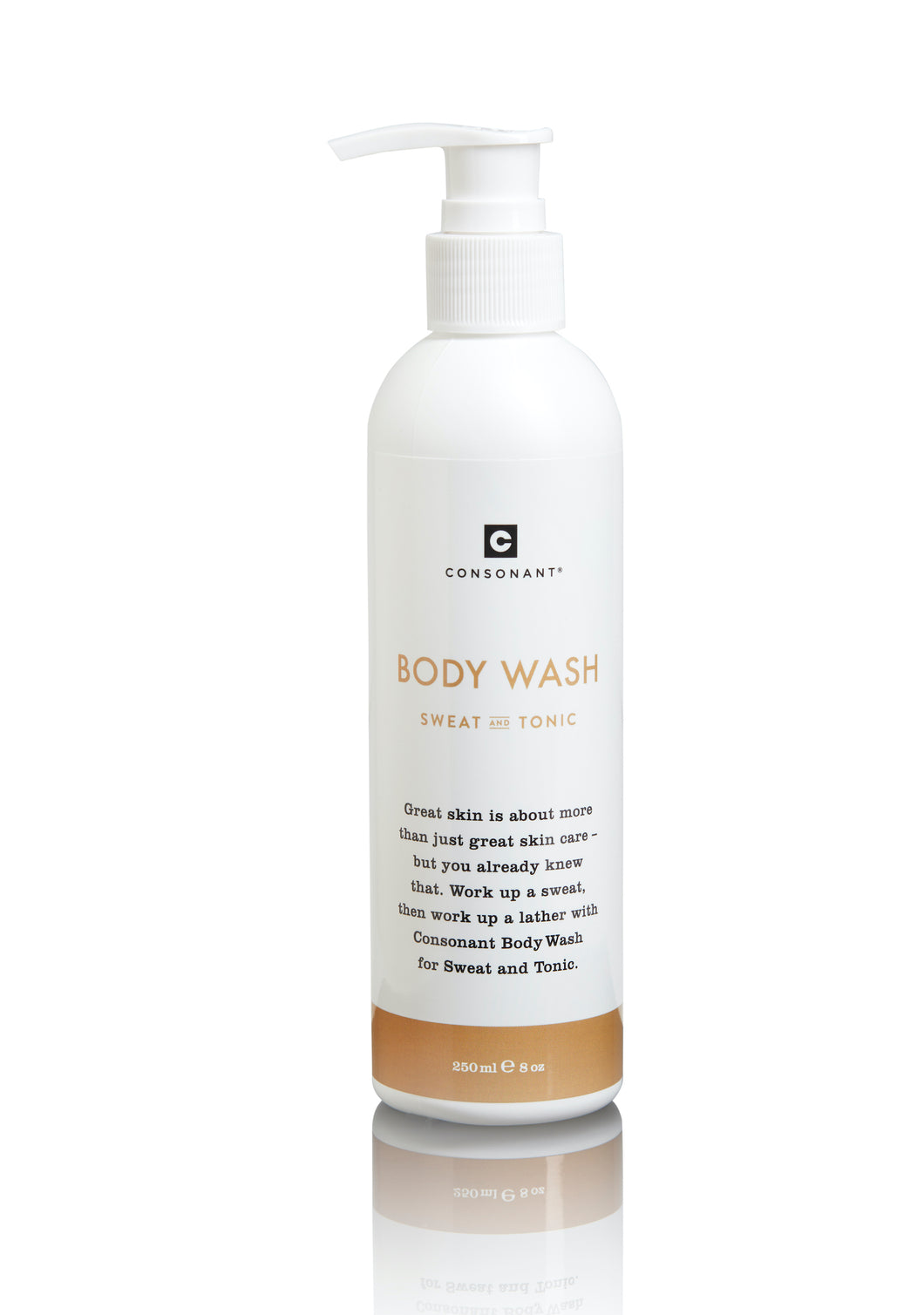 Consonant X S&T Body Wash