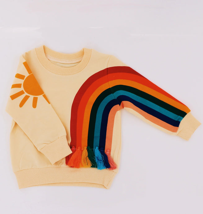 The Sunny Sweater