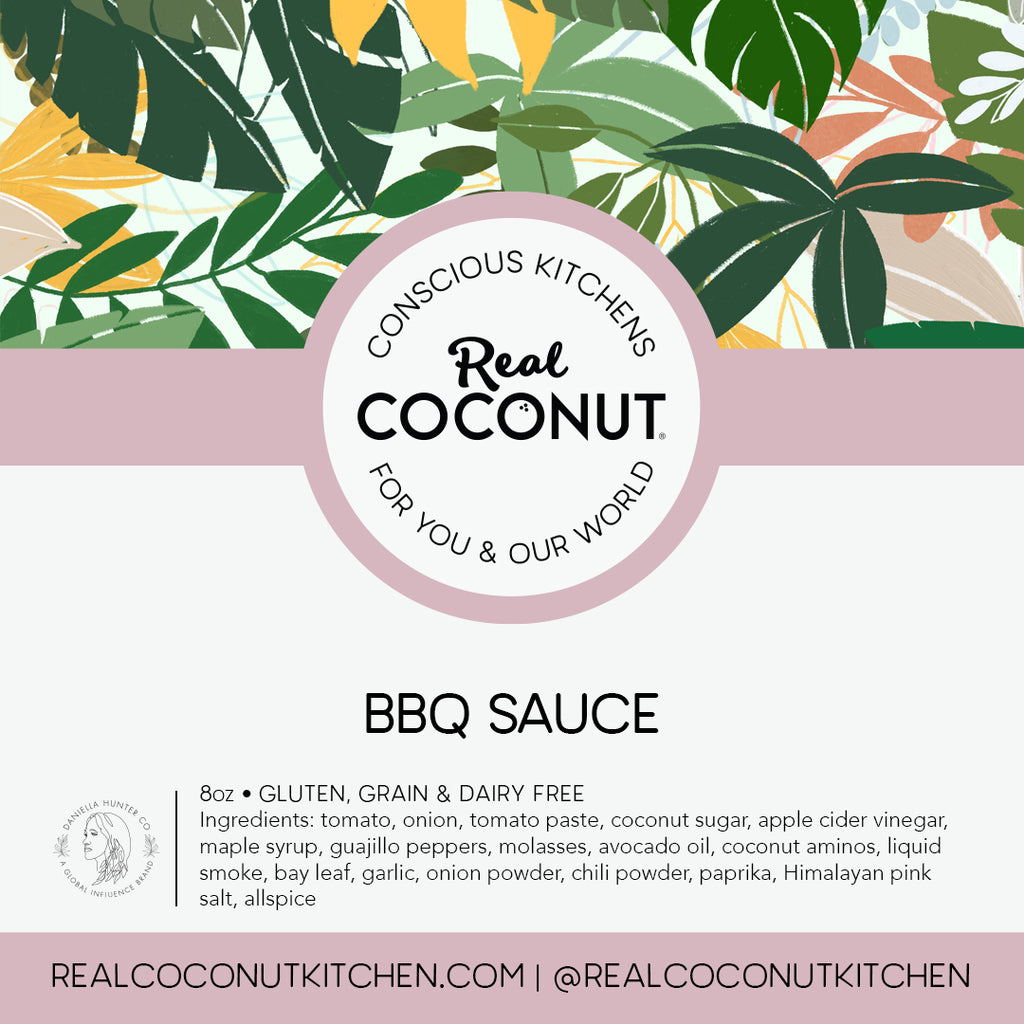 BBQ Sauce - Buy Online From Real Coconut Market - Malibu, CA