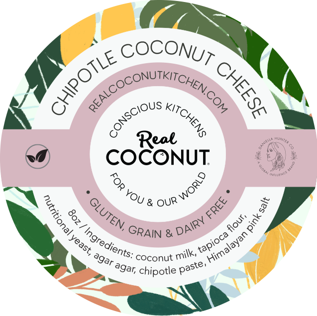 Coconut Cheese - Chipotle
