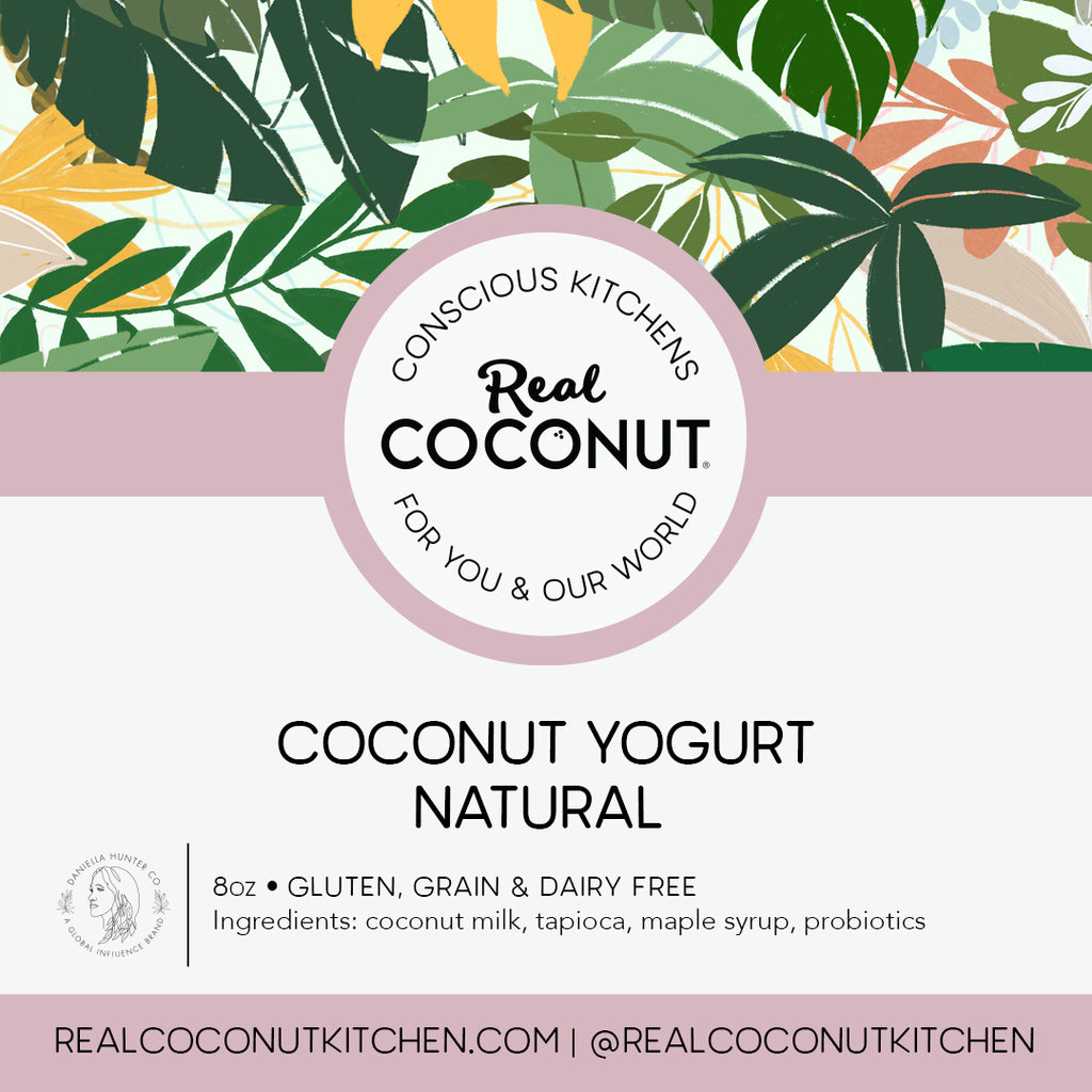 Coconut Yogurt - Natural