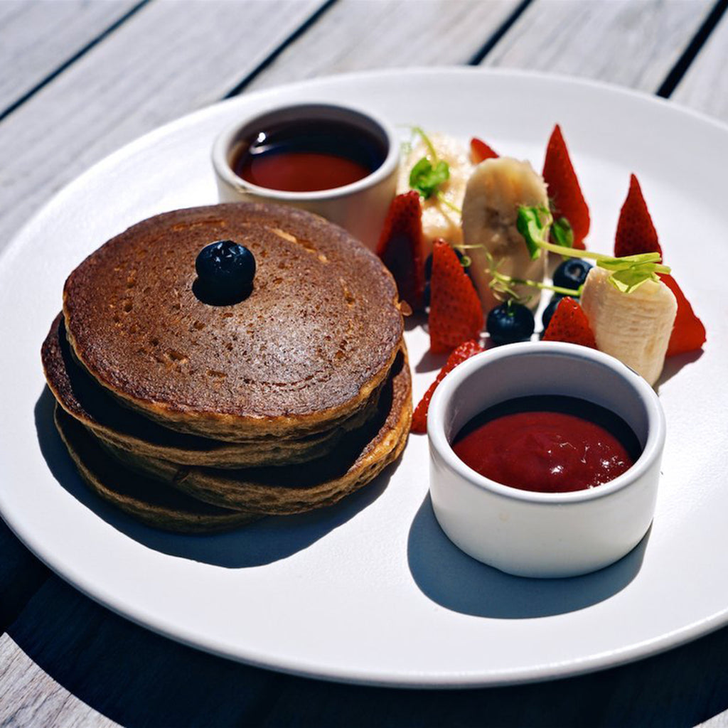 Macho Pancakes - Buy Online From Real Coconut Market - Malibu, CA