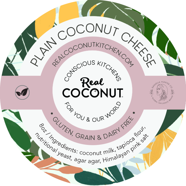 Now you can have the our coconut cheese in your refrigerator to use however, and whenever you like! From quesadillas, to nachos, as a spread on breads or crackers, or as a dip with chips.