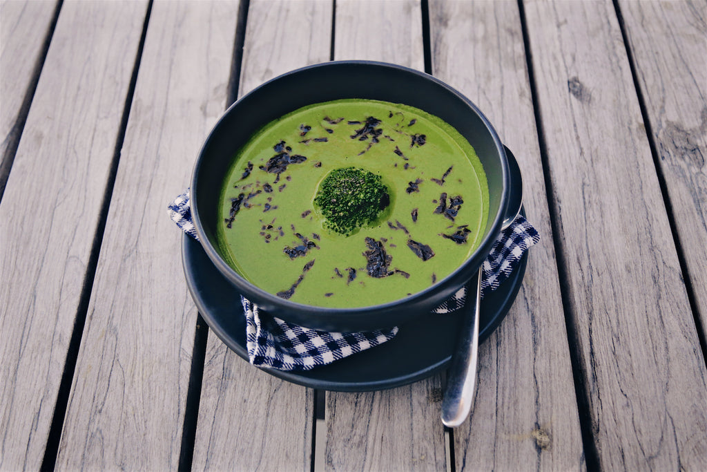 Broccoli Soup - Buy Online From Real Coconut Market - Malibu, CA